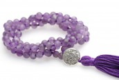 Mala Amethyst Exclusive Collection