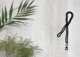 Mala Yogakette Onyx