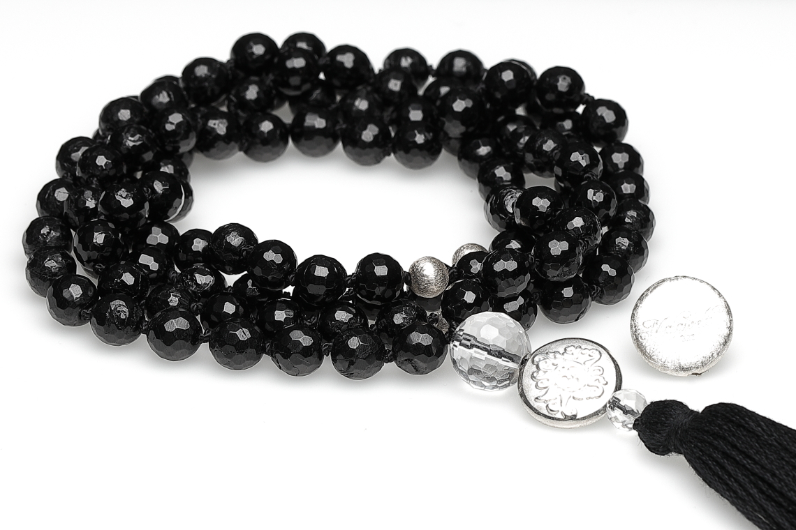 Mala-Onyx-Yogakette