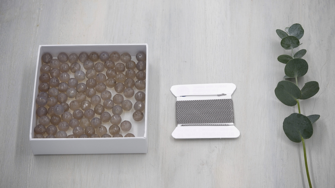 Achat 108 Perlen Mala Set
